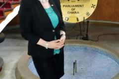 Parlament von Ghana 2017